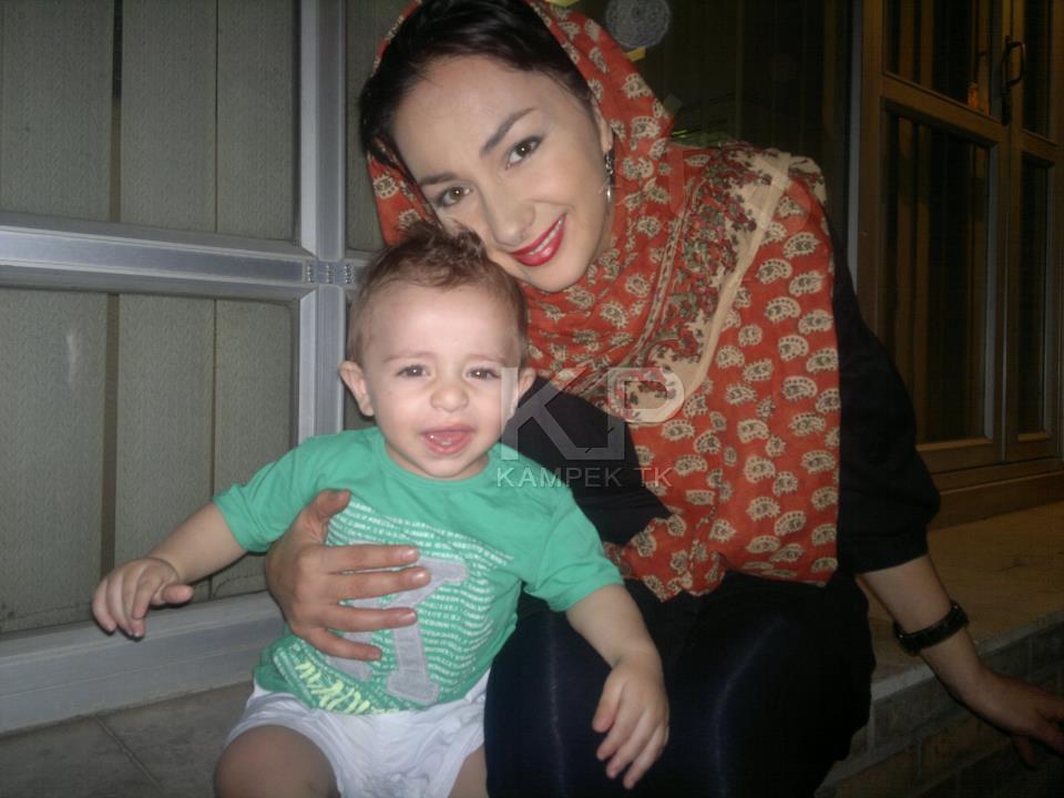 عکس شخصی و جدید هانیه توسلی