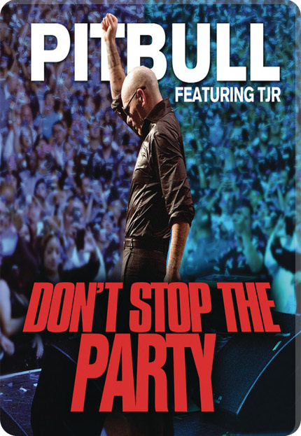 Pitbull TJR دانلود موزیک ویدئو Pitbull Ft TJR   Dont Stop The Party (2012) HD 1080p