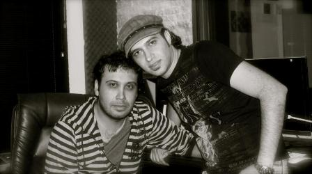 عکس جدید ( هدیه شهاب اکبری ) به طرفداران محسن چاوشی