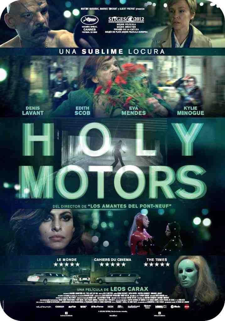 فیلم Holy Motors 2012