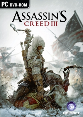 فقط کرک بازی Assassins Creed III CRACK ONLY