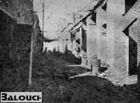 محل قديم بازار چاه بهار كه هنديها در آن به تجارت مي پرداختند.