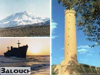 نقاط دیدنی و تاریخی بلوچستان