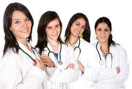 زنان پزشک