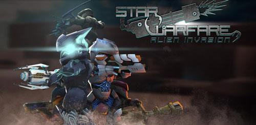 Star Warfare : Alien Invasion v2.10.02