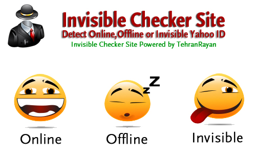 Invisible Checker Yahoo