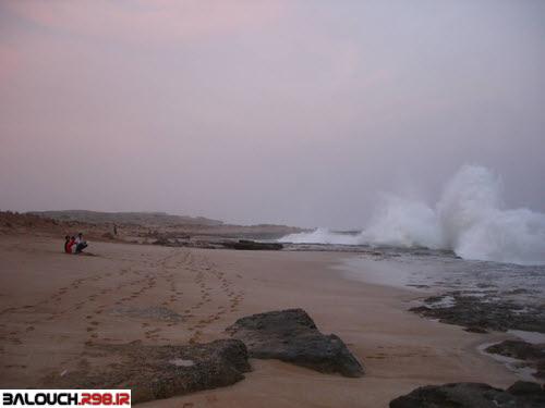 سواحل چابهار 5
