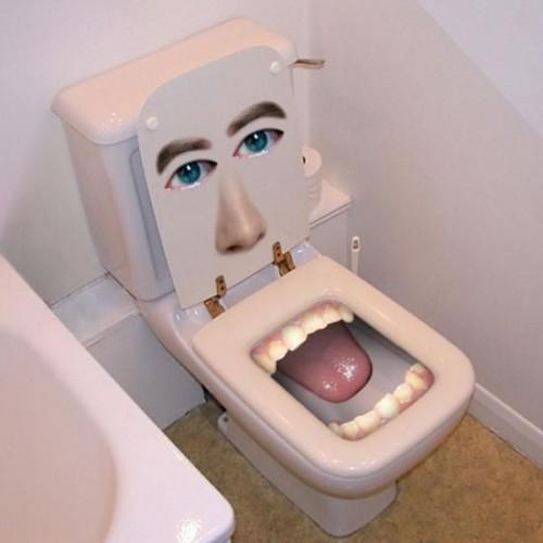 Toilet - تصاویر دیدنی و خنده دار جالب