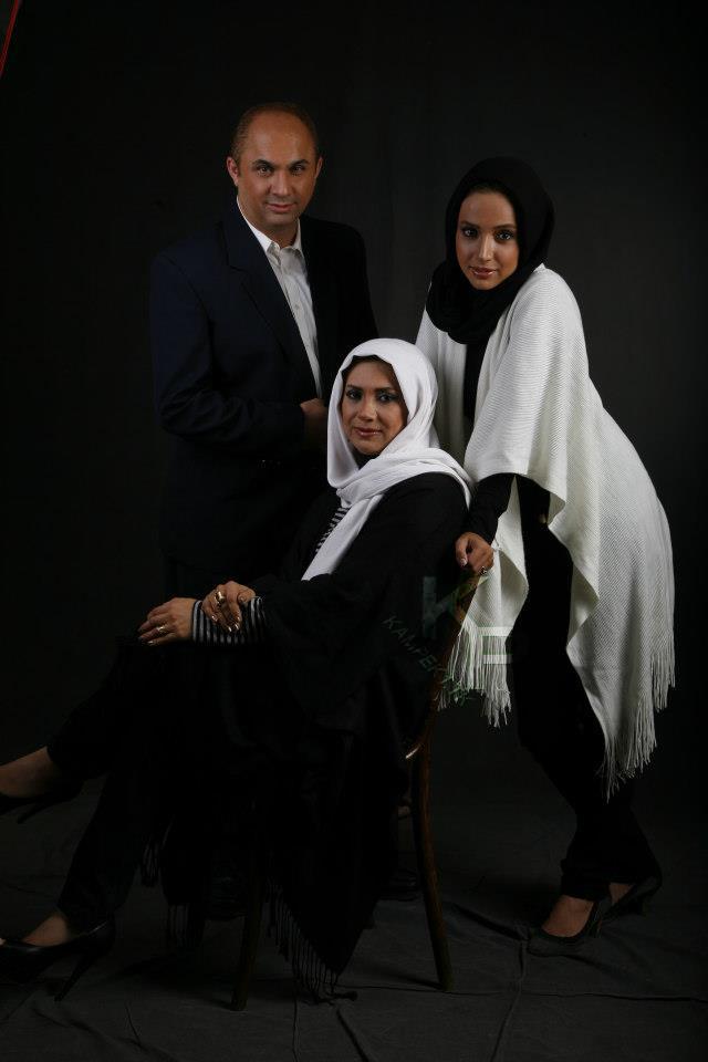 عکس جدید شبنم قلی خانی و خواهرش شیدا قلی خانی