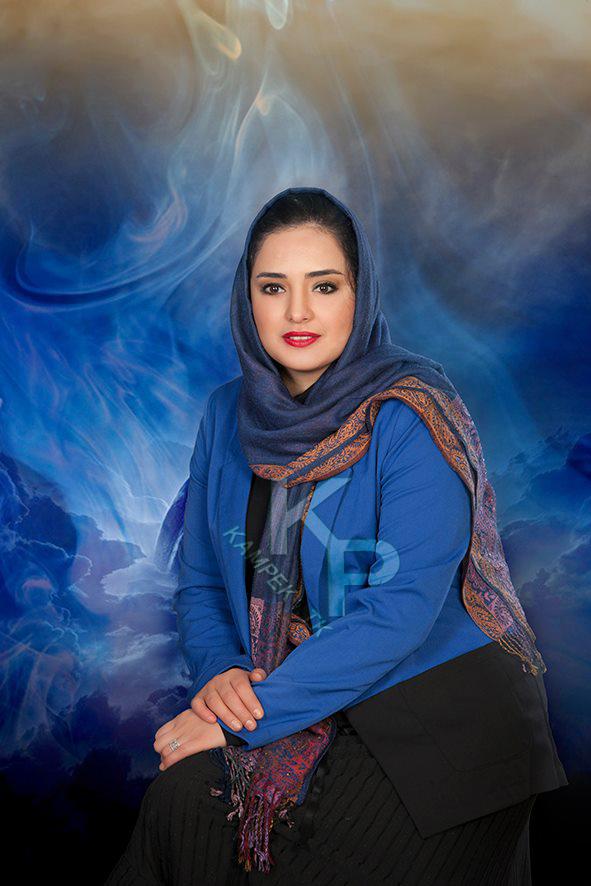 عکس های کمیاب نرگس محمدی