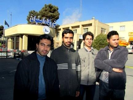 نیروگاه اصفهان ( زمستان 89 )