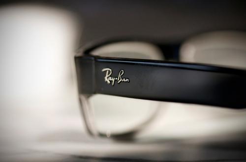 خرید عینک ویفری شفاف مدل ریبن
