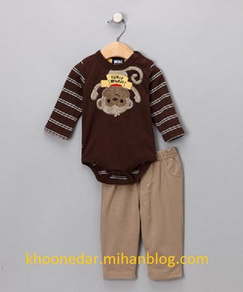 عکس مدل جدید لباس کودک