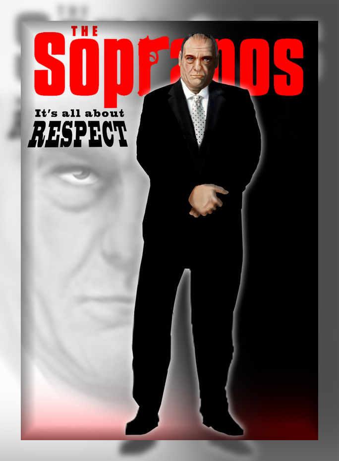 سریال The Sopranos فصل 1-2-3