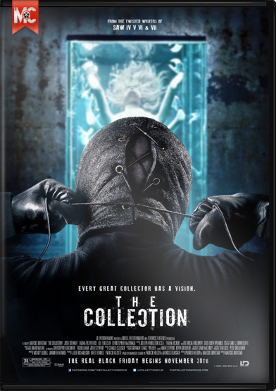 The Collection1 دانلود فیلم The Collection 2012