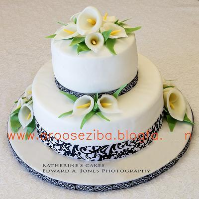 cake,مدل کیک عروسی،بله برون،جدید،2013