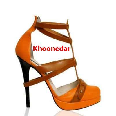 عکس کفشهای پاشنه دار و لژ دار زنانه , کفش های پاشنه بلند , کفش های مجلسی زنانه