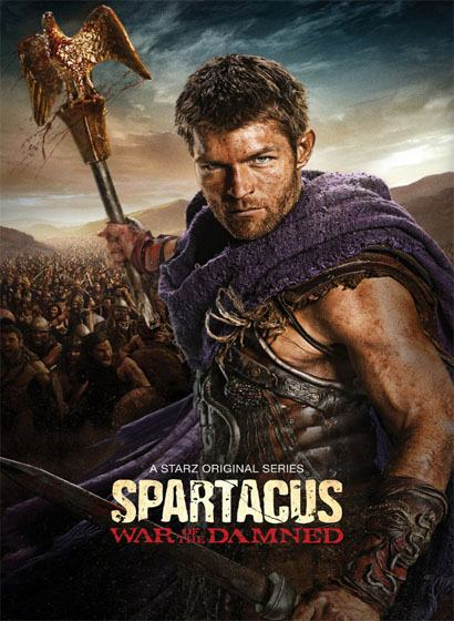 Spartacus S03 War of Damned