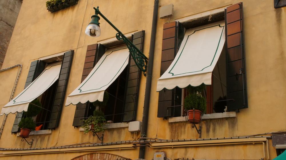 خانه ها ونیزی