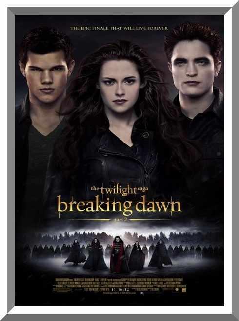 فیلم the twilight saga breaking dawn part 2 2012