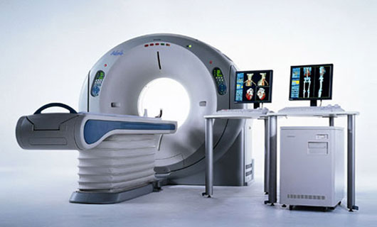 Multi Slice CT Scan 64