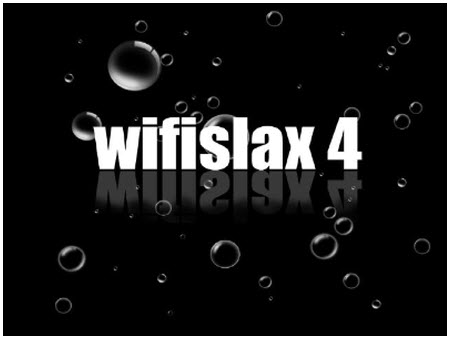 WiFiSlax 4.3 Final - WiFi Hack BootCD