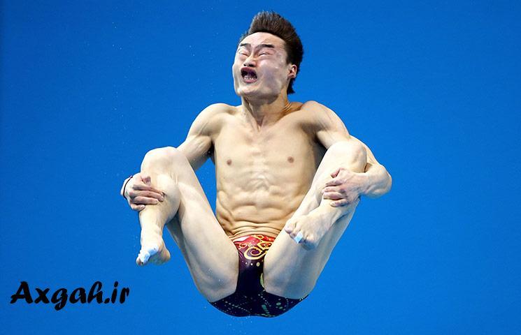 Funny side of Olympic div 001 عکس های خنده دار 2013