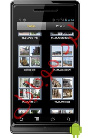 حفاظت از ویدئوهای شخصی توسط VideoVault 4.2.2 – اندروید
