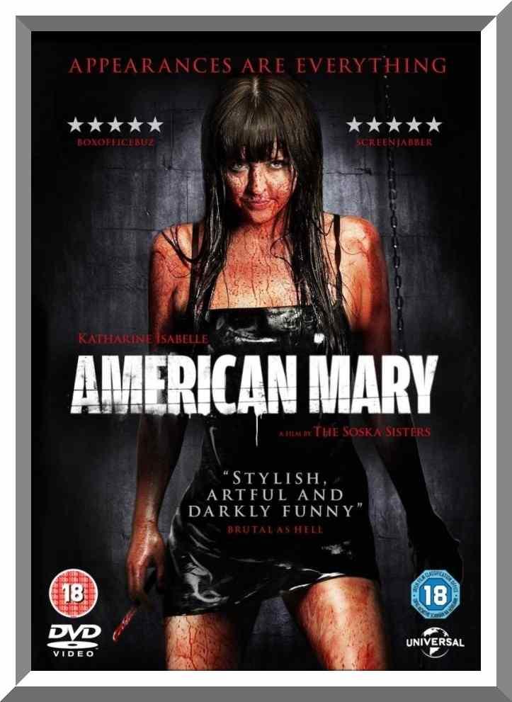 فیلم American Mary 2012