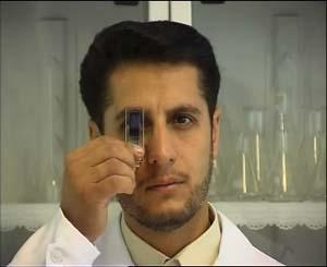 میکروسکوپ تک لنزه