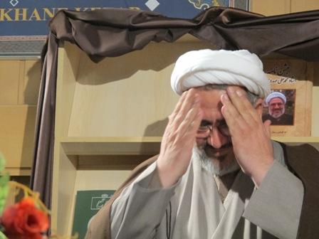 انجمن علمی علوم قرآن و حدیث qpardis.ir - مراسم نکوداشت قرآن پژوه برجسته استاد محمدعلی مهدوی راد