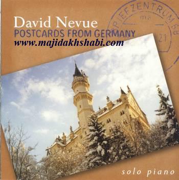 """موسیقی:تکنوازی فوق العاده آرامش بخش پیانو از دیوید نویو در موسیقی """"سرزمین عجایب"""""""