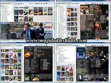 نرم افزار مدیریت و سازماندهی فیلم های شما