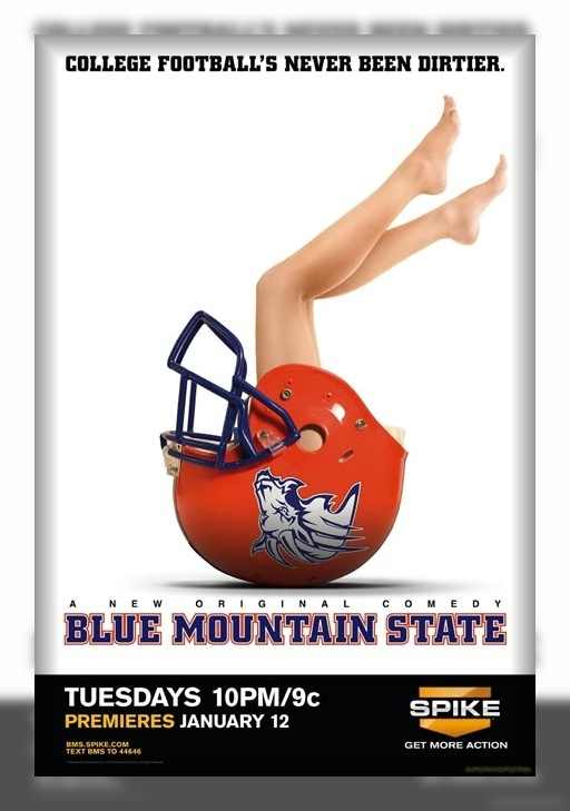 سریال Blue Mountain State  فصل سوم