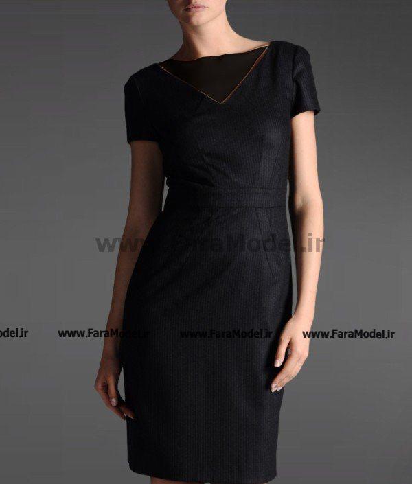 مدل جدید لباس مجلسی شیک مارک آرمانی 2013
