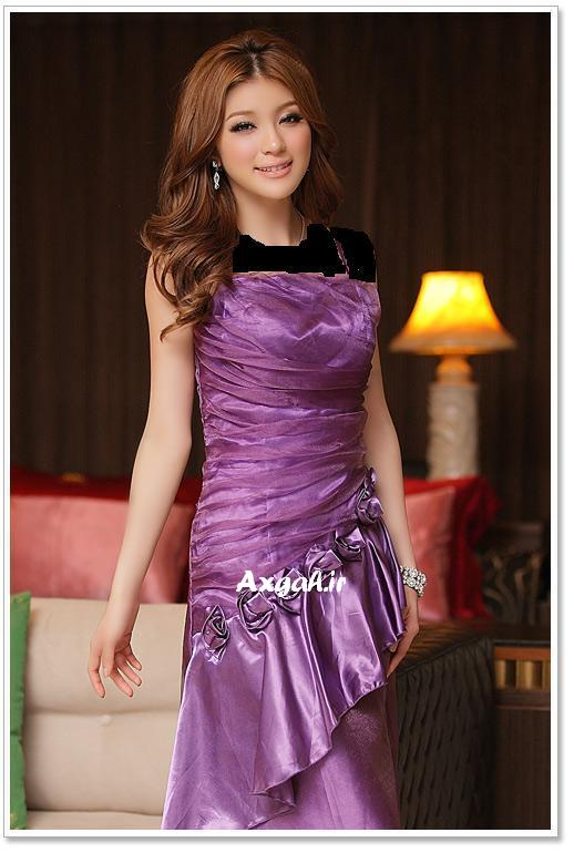 wholesale dress 3211purple1 مدل های لباس شب دخترانه
