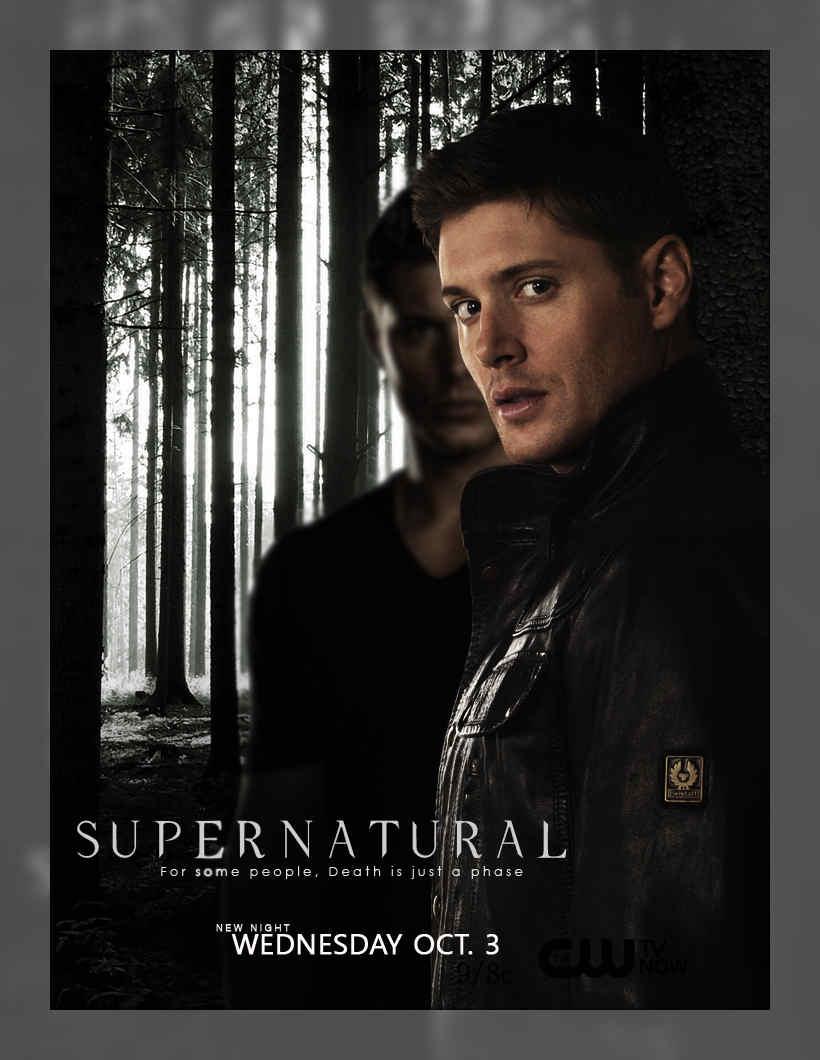 سریال Supernatural فصل هشتم