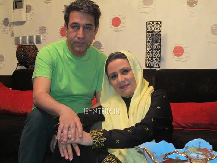 عکس جدید فلورا سام و همسرش مجید اوجی