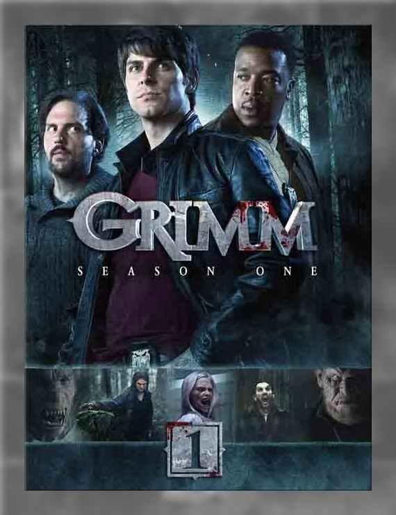سریال Grimm فصل دوم