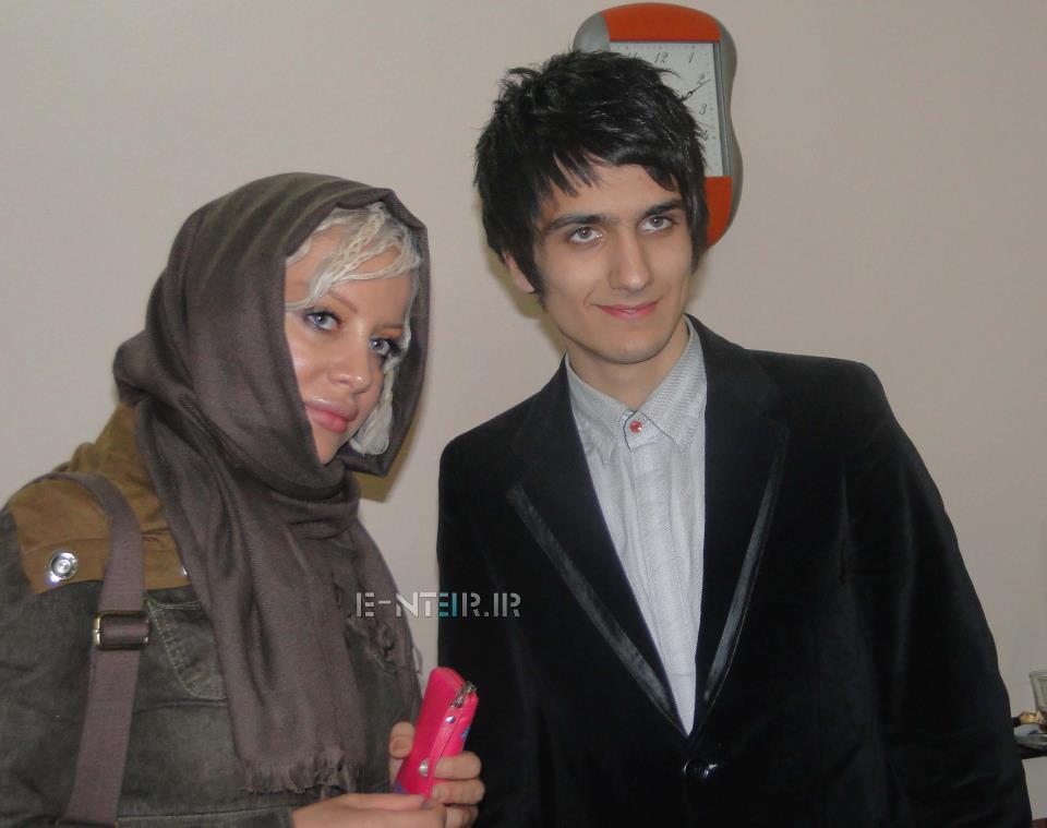 پارتی بازیگران ایرانی 1