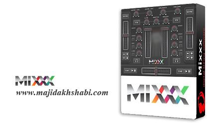 نرم افزار دی جی و میکس موزیک