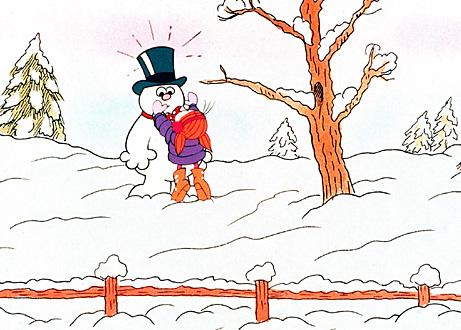 make snowman - ساختن آدم برفی