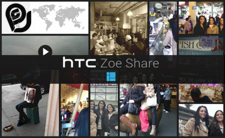 تلفن همراه htc one