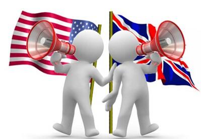 British accent vs. American accent - لهجه آمریکایی و لهجه بریتانیایی - تلفظ American دربرابر تلفظ British