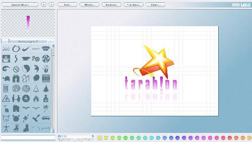 برنامه طراحی لوگو