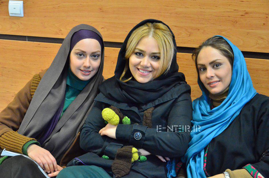 عکس جدید فریماه ارباب و صدف طاهریان