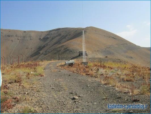 مسیر قله دارآباد