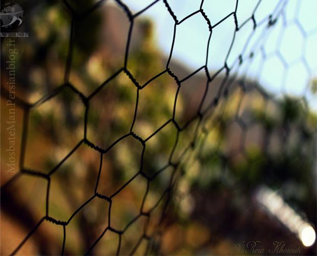 پشت هر حصار حرفیست..ArKh