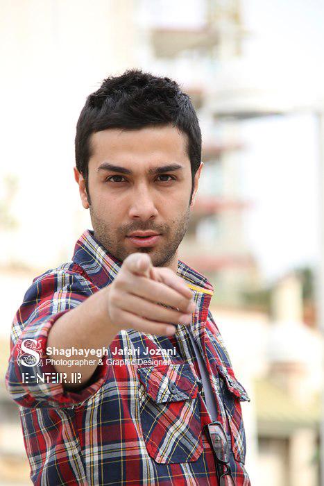عکس جدید حسین مهری بازیگر سریال بالهای خیس