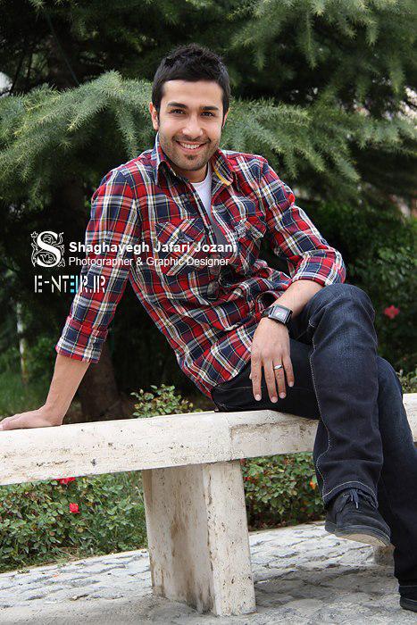 جدید ترین عکس های حسین مهری